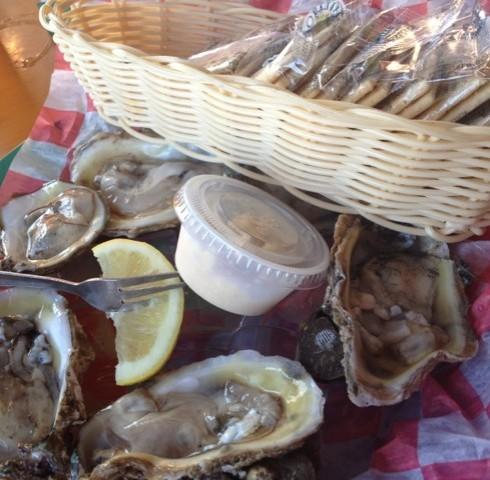 oysters destin florida