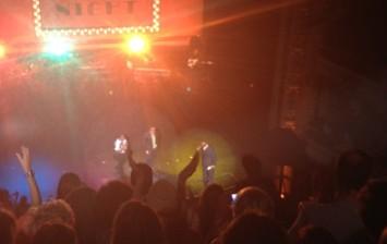 Jacksons at the Apollo!