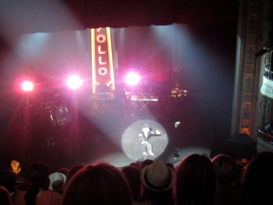Michael Jackson Impersonator at Amateur Night at the apollo