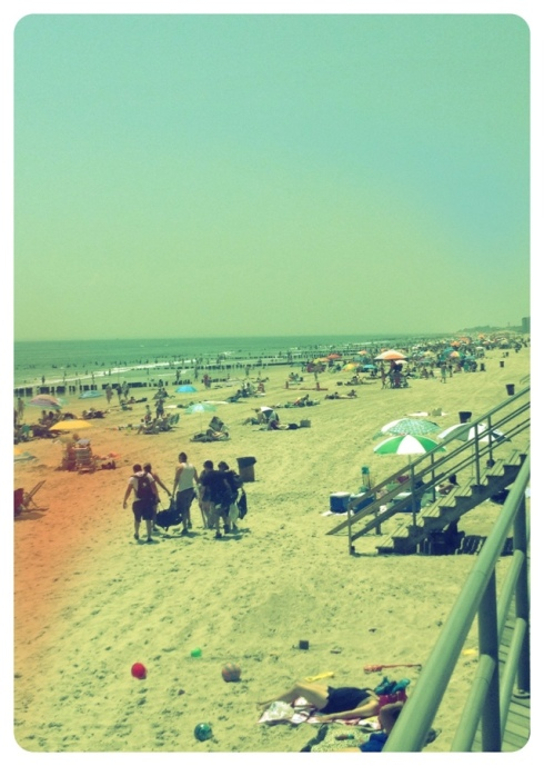 far rockaway beach 4th of july