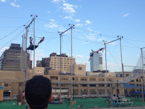 New York Trapeze School