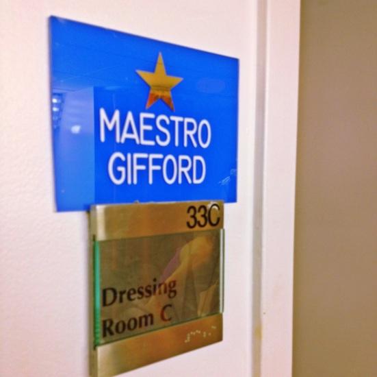 KLG's Dressing Room!!!