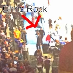 Chris Rock!
